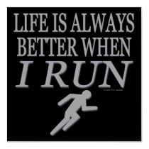 Running is my escape.