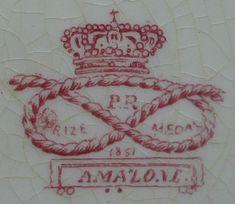 Petrus Regout & Co. mark 020 (1) - Maastrichts aardewerk - Wikipedia