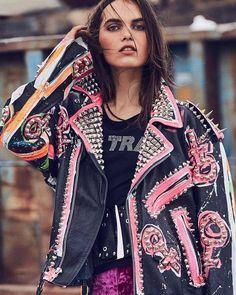 Thesepinklips x Harper Bazaar Turkey