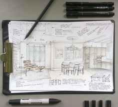 interior illustration for my client                                                                                                                                                     More