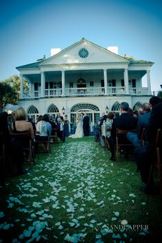 Graffis' Wedding Lowndes Grove Charleston SC