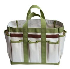 Worth Garden Tool Bag Carrier Tote In Outdoor Equipment Implement Storage Sack ** You can find more details by visiting the image link.
