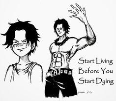 Ace One Piece Image