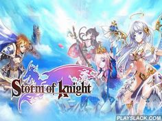 Storm Of Knight  Android Game - playslack.com , voyage the impressive world. fight the most disparate competitors. conquer mighty foes and accumulate loot. In this game for Android you'll be able to create a team of fearless heroes and mighty mages. investigate chaotic lands and strange strongholds filled with different monsters, demons, and other competitors. Think over your acts in fight, and use abilities of your heroes. Get education for winning and upgrade your heroes making them…