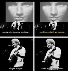 We need more Ed Sheerans in this world!