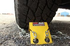 Wheel Chocks – Safe Jack