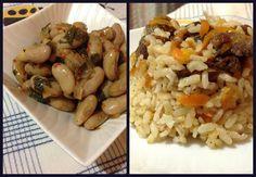 bizim evin aşçısı:  Bu Akşamın Menüsünden,  Süper bir Özbek Pilavı ( ... Risotto, Grains, Rice, Pasta, Ethnic Recipes, Food, Essen, Meals, Seeds