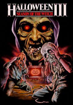 Halloween III Season of the Witch.