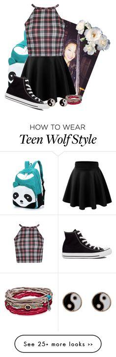 """kira ~teen wolf~"" by unicorn889 on Polyvore"
