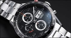 TAG Heuer Carrera Calibre 16 CV2A1R.BA0799 Stainless Steel Watch Review