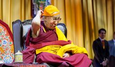 Fotoverslag Dalai Lama in Ahoy Rotterdam   ©  cbimages.eu