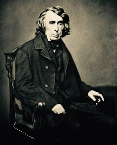 Chief Justice Roger Taney, who delivered infamous Dred Scott decision, photographed by Mathew Brady:Twitter