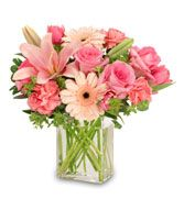 EFFLORESCENCE Flower Arrangement Local florist Atlantic 1 light west of military Petersons flower market
