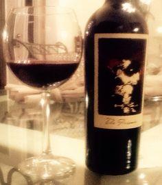 My Scandal wine choice. The Prisoner - big,smoky, blackberry cobbler DELICIOUS!