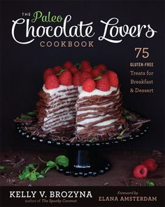 Huge discount when you pre-order The Paleo Chocolate Lovers Cookbook!