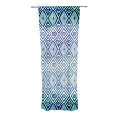 Tribal Empire Curtain Panels