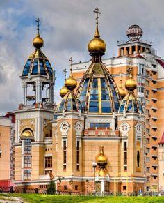 Obolon', Kyiv, Ukraine, from Iryna with love