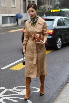 Миланская неделя моды AW18