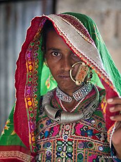 Faces of India - 46 by Alireza202, via Flickr