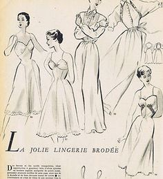 Vintage French Modes Travaux 1950s Catalog Fashion Patterns Coats Suit Fare Dior | eBay