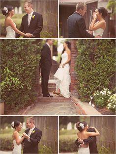 first wedding look @Samantha Cole