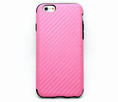 Pink twill for New Apple iPhone6, leather injection