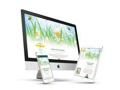 Nouveau site web - Garderie Florécita