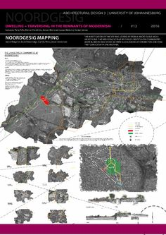 My mapping for Noordgesig. #architecture #southafrica #design