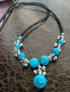 Aliexpress.com : Buy Cheap Turquoise Pendant With Silver Flower Retro Necklaces,Fashion Women Necklaces,Kukuwe Brand N076,Free Shipping from Reliable Necklace suppliers on Kukuwe World $17.98