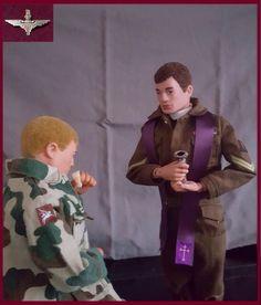Communion before Market Garden. WW2
