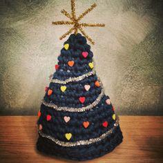 Arbol navidad trapillo