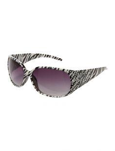zebra sunglasses that I have