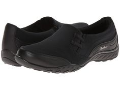 SKECHERS Relaxed Fit - Forever Yours Black - 6pm.com