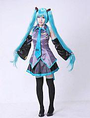 Costume de Cosplay 'Hatsune Miku'