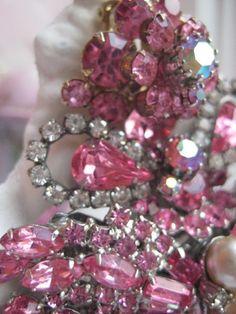 Pink sparkle.