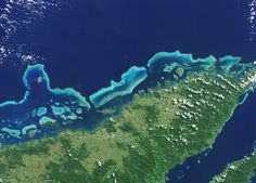 Satellites Reveal Long Term Changes in Coral Reefs - SpaceRef
