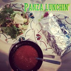 Lunchin' #panzakpo