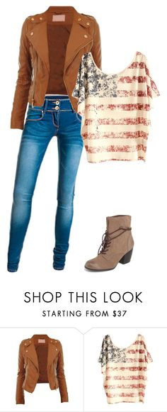 Untitled #62 by jasminalexia on Polyvore featuring Qupid