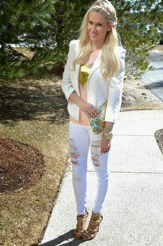 Regally Soled: Regal Faves   5 Blogger Looks I'm Loving This Spring: Look via McKenna Bleu