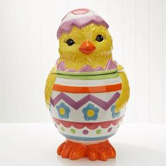 David's Cookies Easter Chick Jar and Chocolate Brownies @ HSN