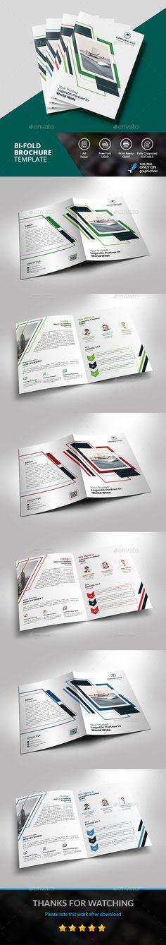 Corporate Trifold Brochure Brochure template, Template and Brochures - vacation brochure template