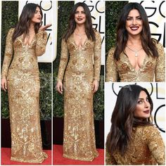 Yay or Nay : Priyanka Chopra in Ralph Lauren