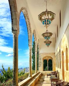 Byblos, the oldest continuously inhabited city in the world, Lebanon Old House Design, Pleasant View, Mediterranean Home Decor, Palace Hotel, Nice View, Old Houses, My Dream Home, Beautiful Places, Old Things
