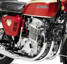 Honda CB750 2 More