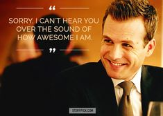Harvey Specter - TV Show Suits