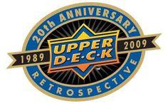 Upper Deck 20th Anniversary Retrospective Set