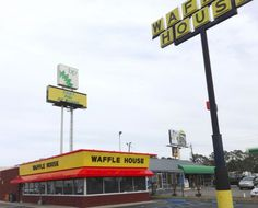 Why Your City's Waffle Shop Parking Lot May Soon Look Like the Post Office at Christmas – Next City Waffle Shop, Delivery App, Sharing Economy, Community Building, Parking Lot, Post Office, Drones, Waffles, City