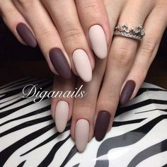 Nails - ultimate nail art for 2017 on We Heart It Fabulous Nails, Perfect Nails, Gorgeous Nails, Love Nails, Pretty Nails, My Nails, Gelish Nails, Nail Manicure, Nail Polish