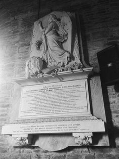 Vandeleur memorial, Kilrush, Co Clare. Gaffin, Sculptor, London via @historicgraves