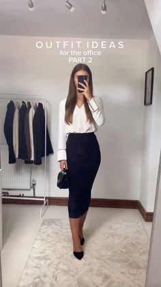 Stylish Work Outfits, Cute Outfits, Professional Look, Business Outfits, All About Fashion, Office Wear, Baddie, Work Wear, Dressing